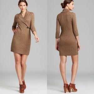 (CALVIN KLEIN) Cable Knit Dress